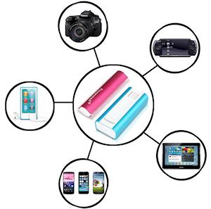 Bezdrátové i drátové napájecí Power banky jsou přenosným rezervním zdrojem energie především pro mobily, ale dobíjí také iPody, MP3/MP4, iPady, tablety, elektronické čtečky, PSP, PDA, GPS, Bluetooth sluchátka, digitální fotoaparáty, kamery, chytré hodinky, elektronické cigarety a další. Teď už se nestane, že by Vám došla šťáva ;) Vyber si zde.