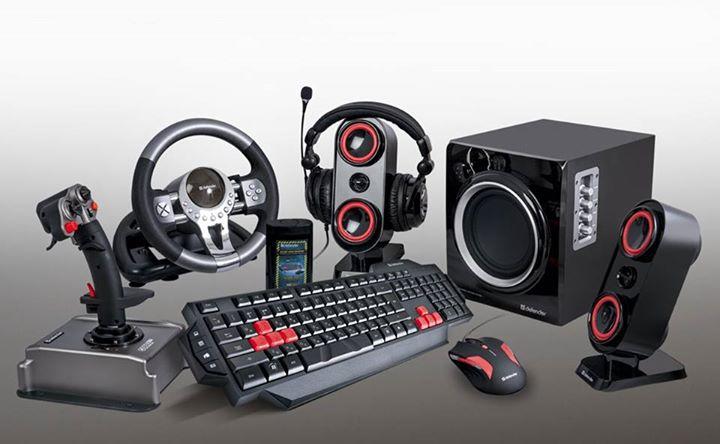 Nyní u nás v nabídce najdete kompletní nabídku příslušenství pro každého počítačového hráče a nejen mu! Pro kompletní nabídku produktů k PC či notebooku klikni zde.