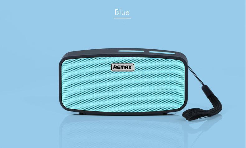 Reproduktory k mobilu bluetooth v modré neboli blue barevném provedení.