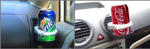 Držák na nápoje do auta - ideální pro ty, kteří tráví hodně času na cestách.