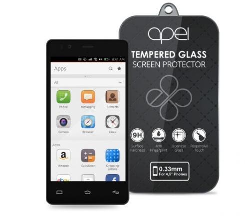 Celé ochranné sklo od Apei jednoduše přilepíte bez bublin na displej Vašeho mobilního telefonu, kde zůstane pevně držet bez jakýchkoliv mezer či omezení v dotykovosti. Je vyrobeno ze speciálně zpracovaného skla, které ochrání LCD displej smartphonu před poškozením pádem i před poškrábáním, a zároveň si zachovává původní vzhled.