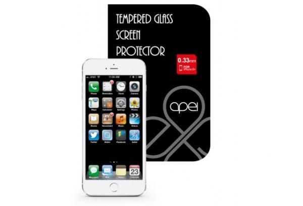 Celý kryt jednoduše přilepíte na displej vašeho telefonu iPhone 6+, kde zůstane pevně držet bez jakýchkoliv mezer či omezení v dotykovosti.Ten je vyroben ze speciálně zpracovaného skla, které ochrání LCD displej zařízení před poškozením pádem i před poškrábáním, a zároveň si zachovává tloušťku pouhých 0,3 mm.