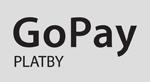 Go Pay platby online - více informací naleznete po kliknutí zde.