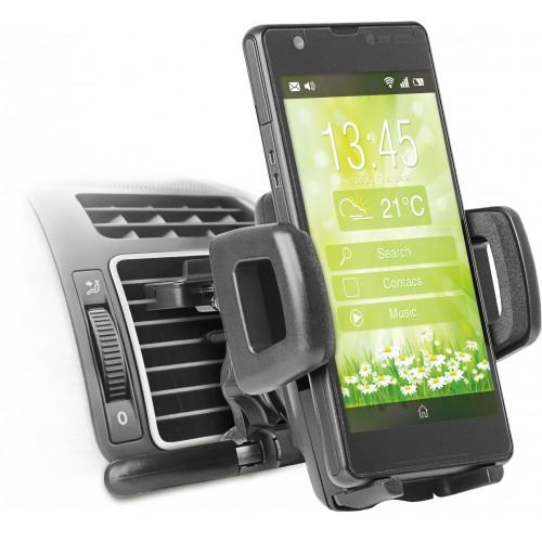 Univerzální držák do auta Defender Car holder 121 je určen pro tablety, mobilní telefony, smartphone, PDA, e-book readery, GPS navigace apod.