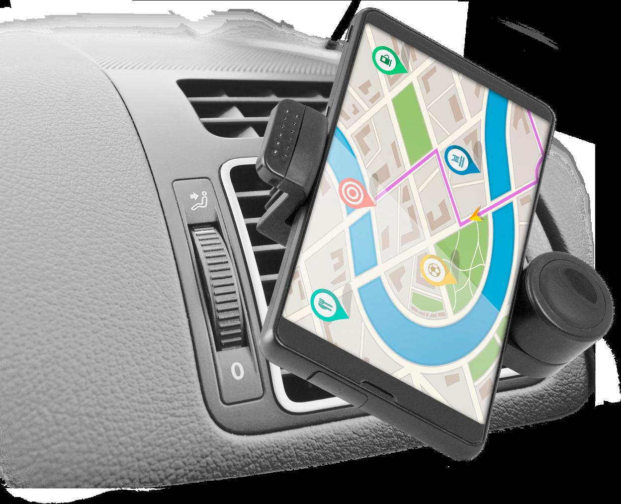 Univerzální držák do auta Defender Car holder 122 je určen pro tablety, mobilní telefony, smartphone, PDA, e-book readery, GPS navigace apod.