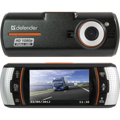 Rozlišení kamery do auta Defender Full HD 1080p je již více než dostatečné pro rozeznání poznávací značky i na větší vzdálenost či při horších světelných podmínkách.
