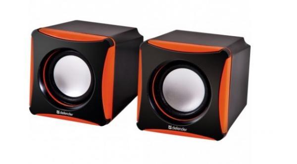 S univerzálními reporoduktory Defender SPK-480 máte jistotu vysoce kvalitního zvuku, ať jste kdekoliv!