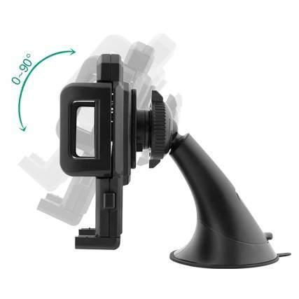 Držák s přísavkou univerzální do auta pro mobily, GPS navigace, PDA apod.