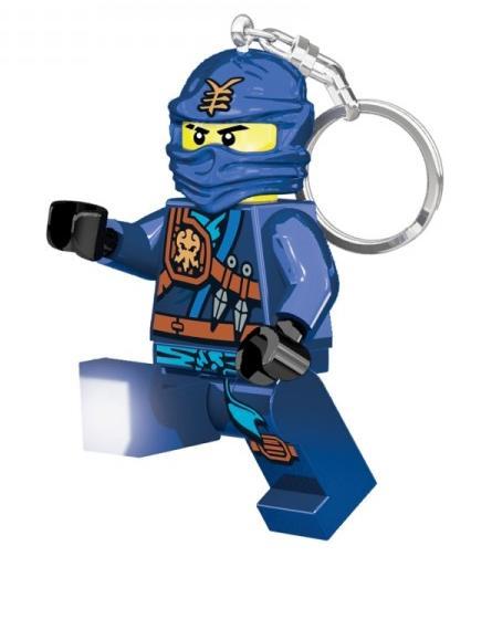 Vyberte si stylovou klíčenku s motivem jednoho z Ninjago hrdinů a dopřejte si opravdu originální přívěšek na klíče s puncem kvality značky LEGO.