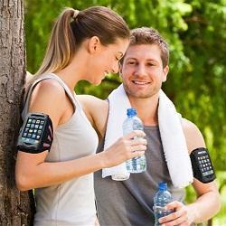 Běžecké obaly pro dotykové mobilní telefony si prostě zamilujete.