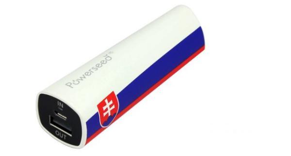 Přenosný USB akumulátor Powerseed se výborně hodí pro nabíjení nejrůznějších mobilních zařízení v terénu, kde nemáte možnost, jak vaše mobilní zařízení dobít a mít ho tím stále provozu schopné.