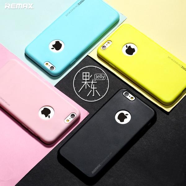 Silikonový obal Jelly od Remaxu představuje stylový modní doplněk a také ochranný prvek s anti-shock pro Váš kvalitní mobilní telefon Apple iPhone.
