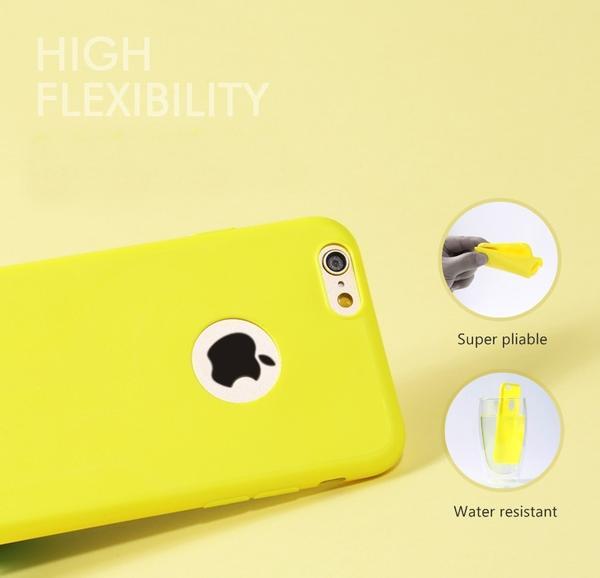 Silikonový obal Jelly udržuje Váš telefon v bezpečí a chráněný ve velkém stylu. Navíc je snadno ohebný a odolný proti vodě, prachu i nárazům či pádům.
