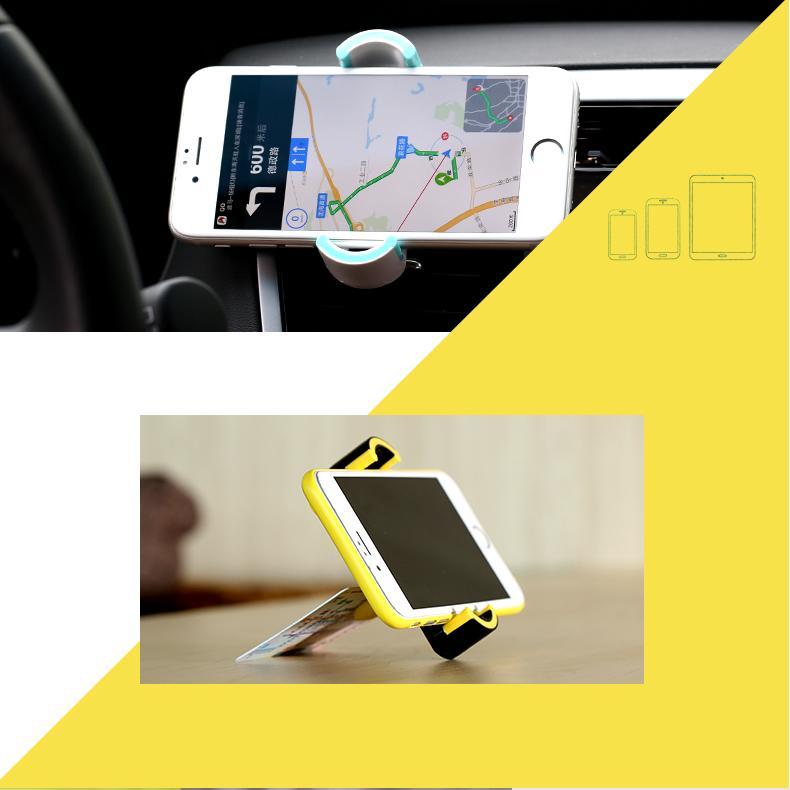 Maximálně flexibilní držák pro mobilní telefony do auta k připevnění do mřížky ventilace od značky Remax je lehký, velmi kompaktní a jednoduše ho přizpůsobíte podle jakékoliv situace