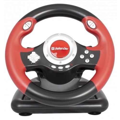 USB stolní volant k počítači pro Vaše mladé závodníky!